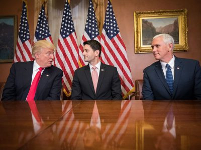 Gov. Walker Mum on Trump-Pence-Ryan Proposed Tax Hike on Wisconsin