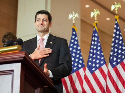 Murphy's Law: Paul Ryan's Patriotism At Issue?
