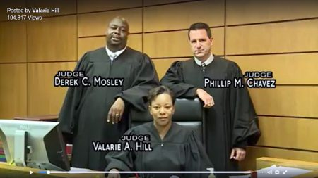 Municipal court judges announced Warrant Withdrawal Wednesdays in a Facebook video.