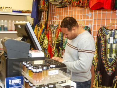African-Themed Shop Returns To MLK Dr.