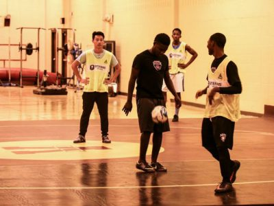 Youth Soccer Club Helps Teens