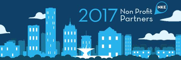 NEWaukee Announces 2017 Non-Profit Partnership Lineup