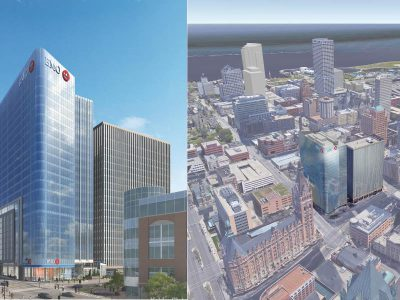 Eyes on Milwaukee: Work Starts on BMO Harris Bank Tower