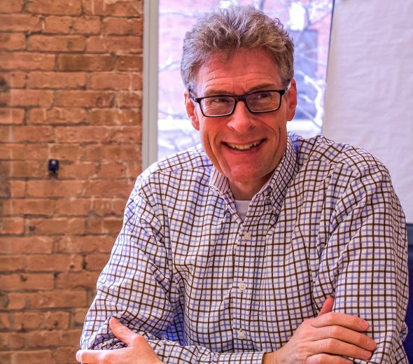 Bob Bourgeois. Photo courtesy of Mortenson Kim.