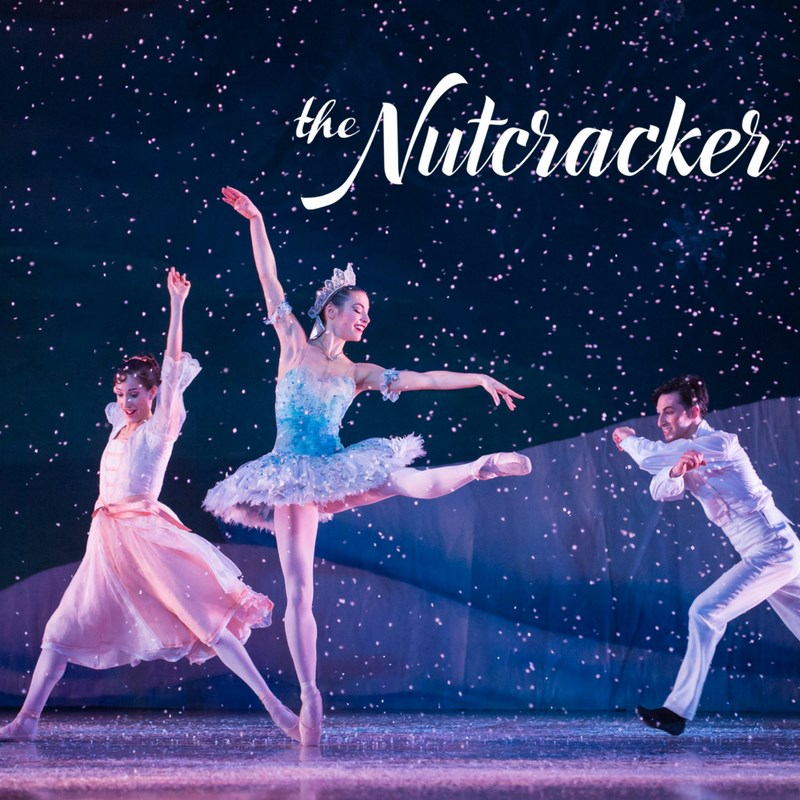 The Nutcracker. Photo by Mark Frohna.