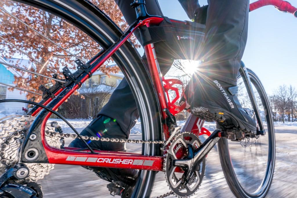 Bike Czar Say Goodbye To Frozen Toes Urban Milwaukee