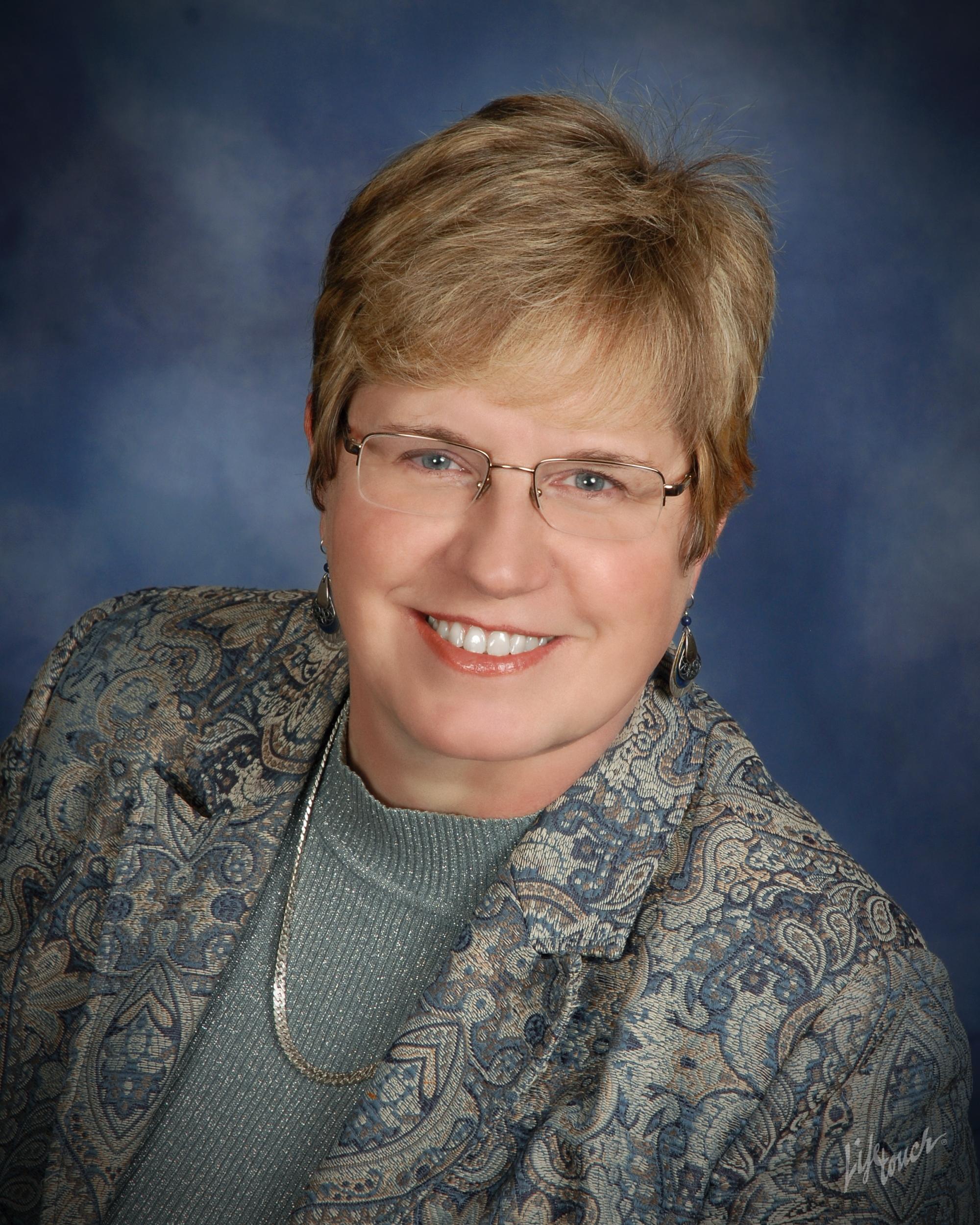 Christine Pharr. Photo courtesy of Mount Mary University.