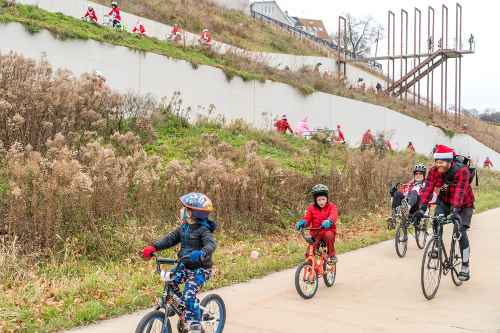 The Beerline Trail, Booth Street Stairs and Marsupial Bridge were not inexpensive investments, but those improved bicycling and walking connections literally helped knit together the neighborhood and spur hundreds of millions of dollars of reinvestment, turning a blighted river corridor into an economic success story.
