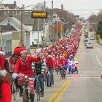Bike Czar: Santa Rampage A Huge Success