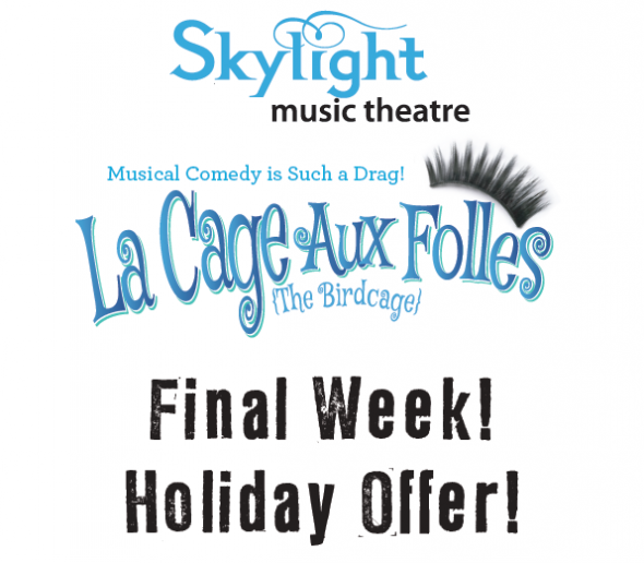 Final Week! Holiday Offer!