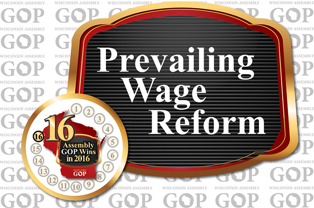 Prevailing Wage Reform