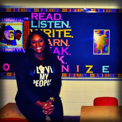 Aisha Carr. Photo courtesy of Aisha 4 Milwaukee.