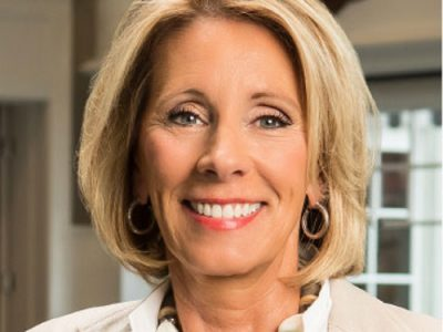Data Wonk: DeVos All Wrong on Charter Schools?