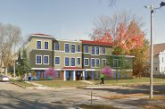Clarke Square Apartments Rendering