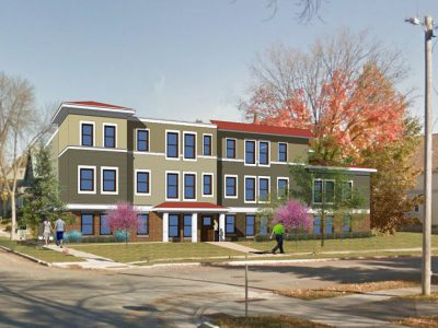 Eyes on Milwaukee: Clarke Square Apartments Advance