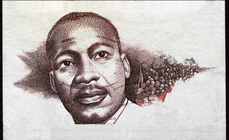 """33rd Annual Dr. Martin Luther King, Jr. Birthday Celebration """"We Shall Overcome"""""""
