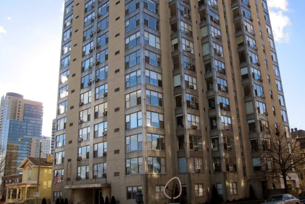 Apartment building. File photo by Michael Horne.