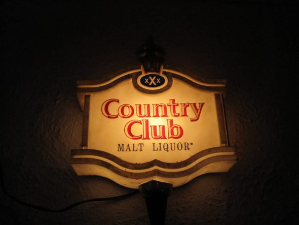Country Club. Photo by Michael Horne.