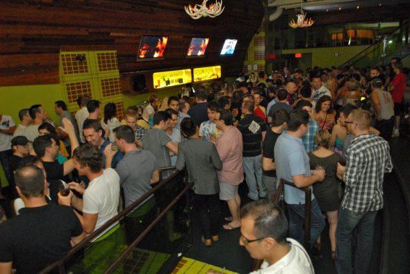 Milwaukee Guerrilla Gay Bar at Kennedy's.