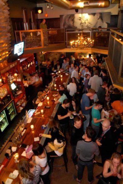 Milwaukee Guerrilla Gay Bar at Hi-Hat.