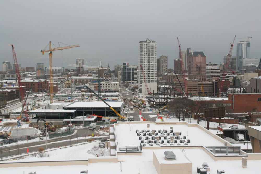 Milwaukee Bucks' Arena District Development