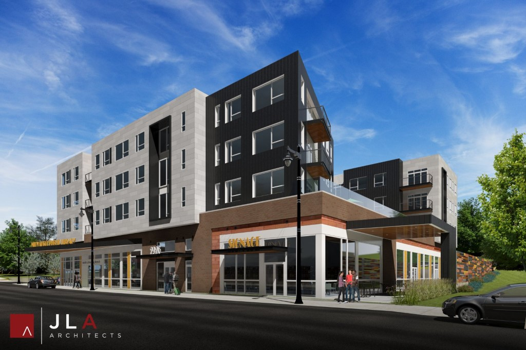 Milwaukee Public Library Martin Luther King Branch Redevelopment Moves Ahead