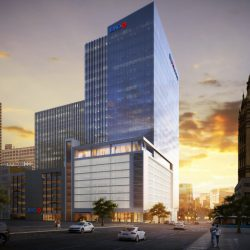 BMO Harris Office Tower Rendering