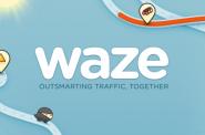 Waze. Photo from Facebook.