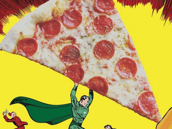 Now Serving: East Side Gets Monster Pizza