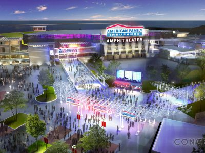 Plenty of Horne: New Summerfest Name, New Amphitheater