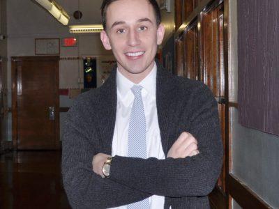 Joey Balistreri Announces Run for MPS Board of Directors, District 7