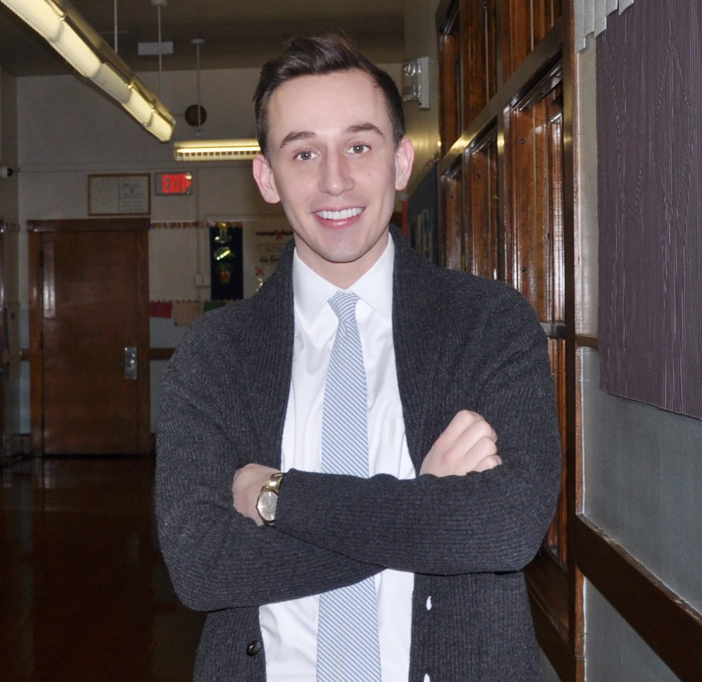 Joey Balistreri. Photo courtesy of the Friends of Joey Balistreri.