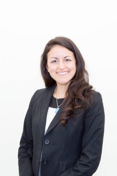 Brianna Sas-Pérez. Photo courtesy of Layton Boulevard West Neighbors, Inc.