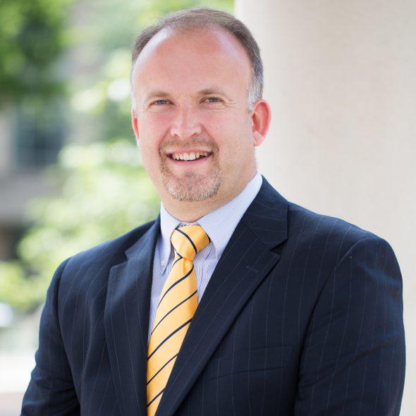 Dave Lawlor. Photo courtesy of Marquette University.