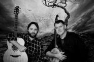 Rory Makem and Dónal Clancy. Photo courtesy of the Irish Cultural and Heritage Center.