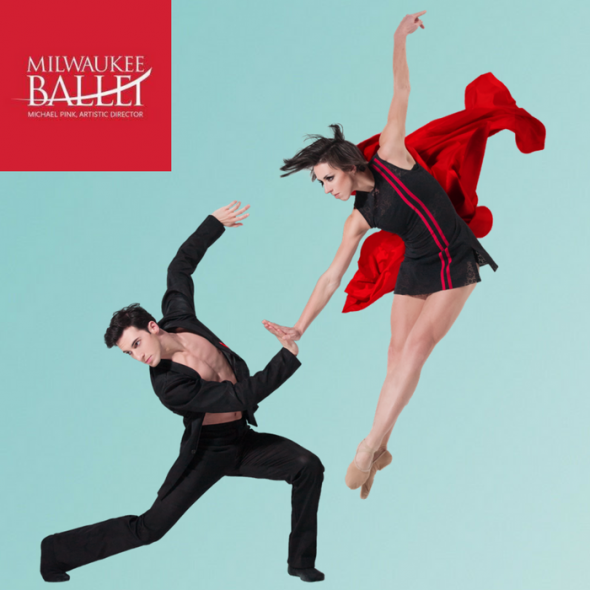Milwaukee Ballet Announces Three Finalists of Genesis: International Choreographic Competition