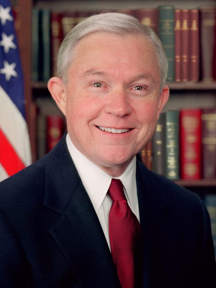 Jeff Sessions. Photo from the U.S. federal government.