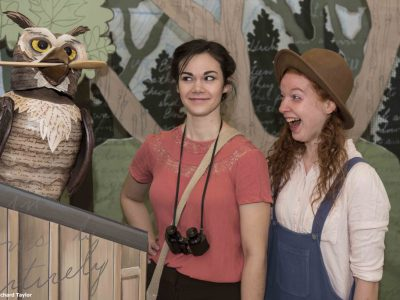 "Kohl's Wild Theater Premieres New Musical: ""Aldo Leopold and the Ghost of Sand County"""