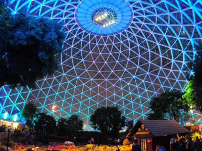 Thursday Nights Light The Domes
