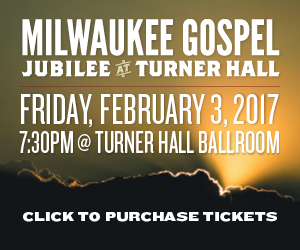 "4th Annual ""Milwaukee Gospel Jubilee"" to Benefit Progressive Community Health Centers"