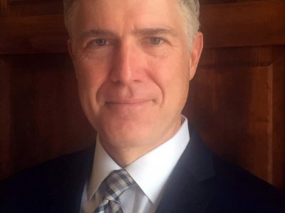 Op Ed: Why Gorsuch's Wrong for Supreme Court