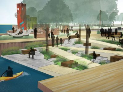Quorum Architects – Ayres Associates Chosen as Winning Design for  New Public Space in the Harbor District