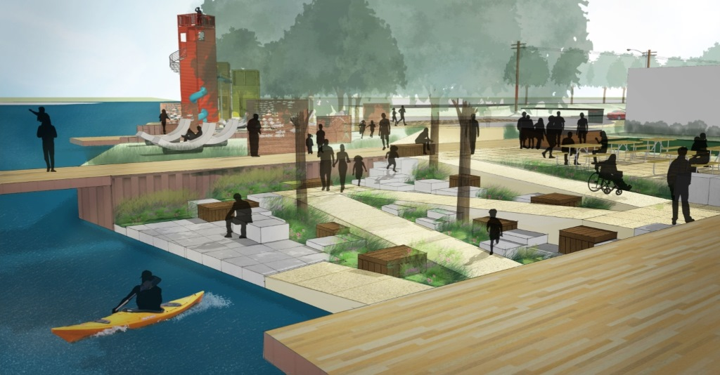 Harbor View Plaza Selected as Name for the Harbor District's First Waterfront Park