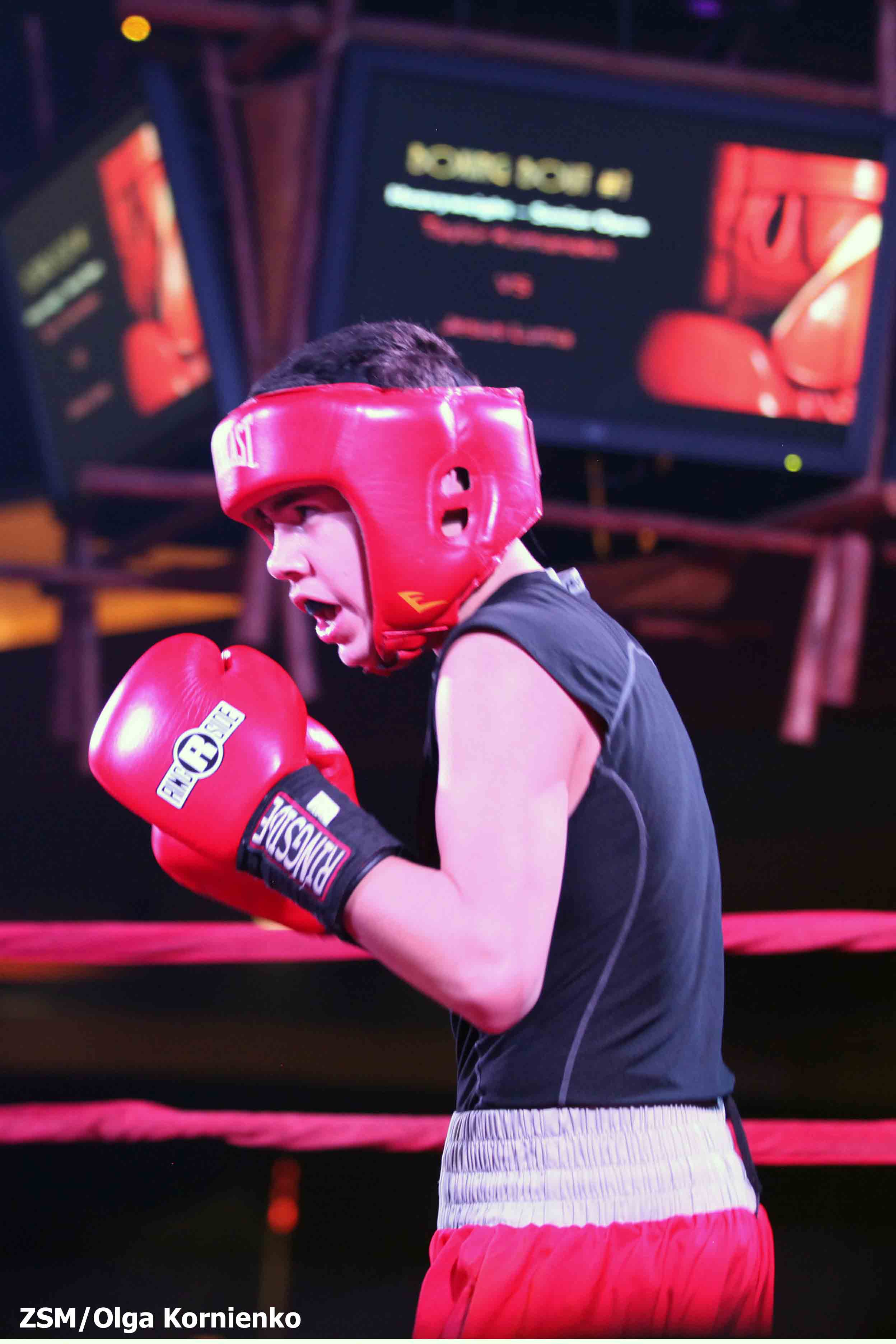 Get Ritzy at the Zoological Society's Boxing Fundraiser
