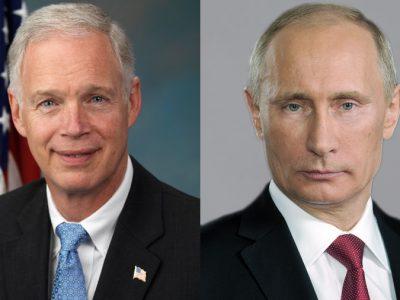 Murphy's Law: Ron Johnson Asleep on Russian Hacking?