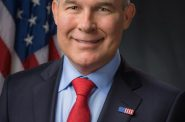 Scott Pruitt. Photo is in the Public Domain.