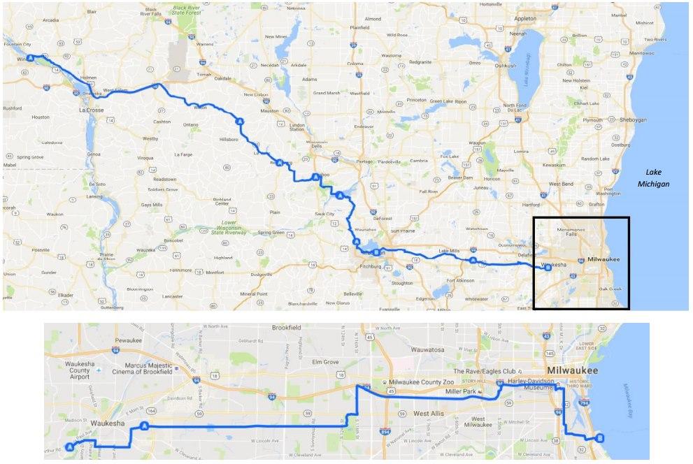 U.S. Bike Route 30