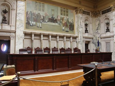 Court Watch: 54 Judges' Powerful Case for Recusal