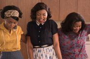 "Janelle Monae, Taraji P. Henson and Octavia Spencer in ""Hidden Figures."" Photo from 20th Century Fox."