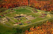 Lincoln Hills School and Copper Lake School. Photo from the Wisconsin Department of Corrections.
